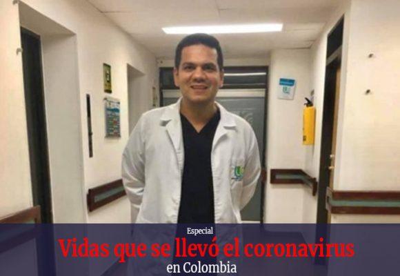 Vidas que se llevó el coronavirus: Carlos Nieto