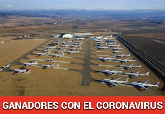 El único aeropuerto que se benefició con la pandemia