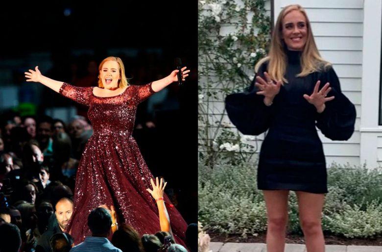 El horrible mensaje que le manda Adele a las gordas del mundo ...