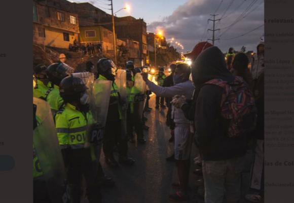 Mientras la alcaldesa habla de ética y cuidados continúan los desalojos en Ciudad Bolívar