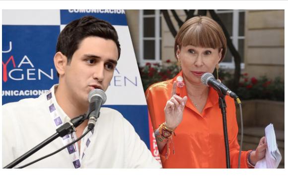 El contacto de la Ministra del interior con la mamá de Jorge Tovar que lo llevó al cargo