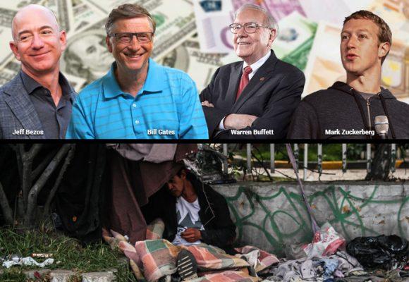 Post COVID 19: Ricos más ricos y pobres más pobres