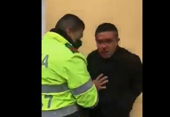 VIDEO: Se hacían pasar por funcionarios de la salud y robaban casas en Bogotá