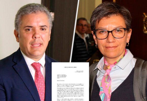 Carta abierta de una abuela colombiana al presidente Duque y a la alcaldesa Lopéz