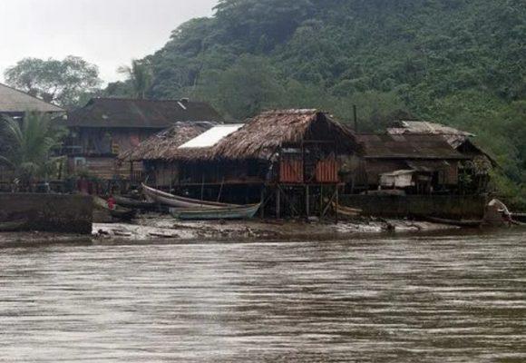 Río Baudó, un testigo del olvido, la violencia y los desplazamientos