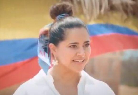 ¿La esposa de Duque viola la cuarentena para ganar fama en la Guajira?