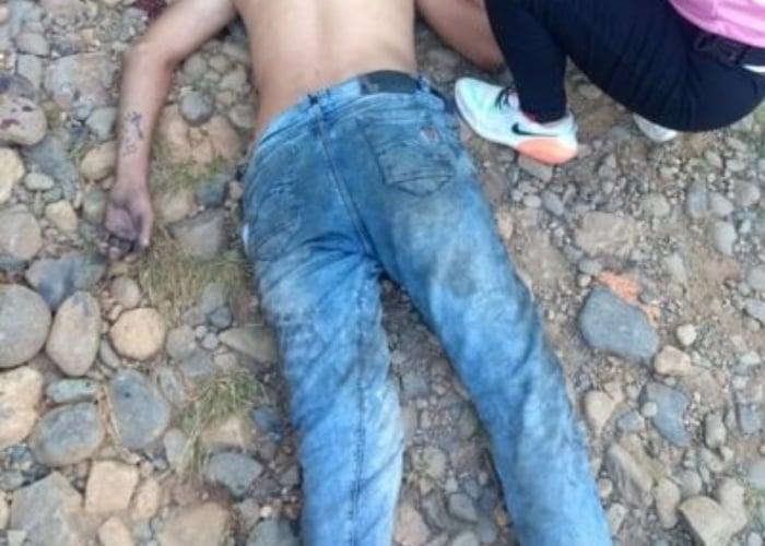 Bebe de 9 meses y su padre asesinados en Suarez, Cauca