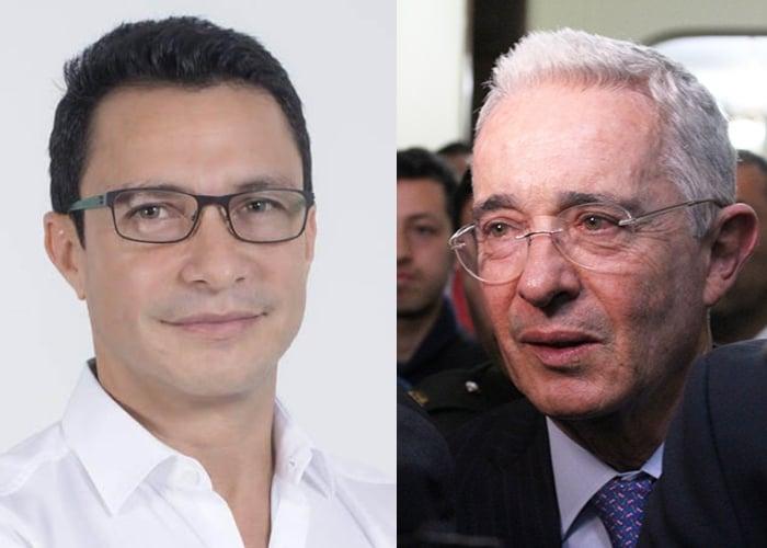 Carlos Caicedo, el nuevo dolor de cabeza del uribismo