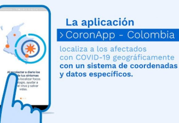 ¿Qué oculta la aplicación CoronApp?