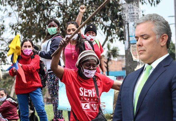 La ilegalización del hambre en Colombia