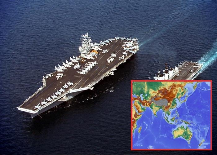 La lucha por el Indo-Pacífico