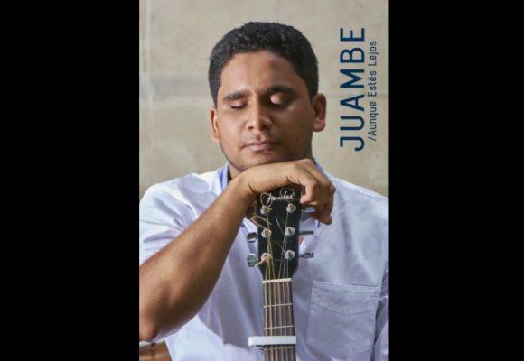Juambe, un Bocelli caribeño y colombiano