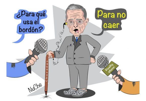Caricatura: Operación Bastón