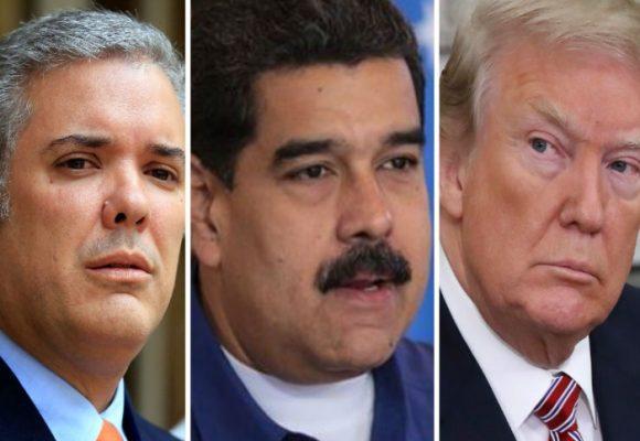 Las humillaciones de Maduro a Duque y Trump