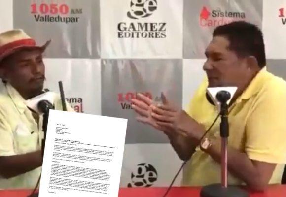 Carta abierta a Fabio Zuleta
