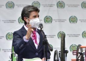 Los barrios con más contagiosCOVID-19 en Bogota