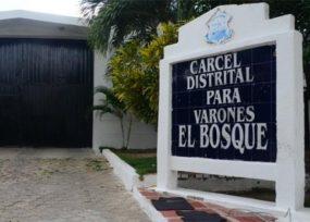 El coronavirus llega a la cárcel de Barranquilla