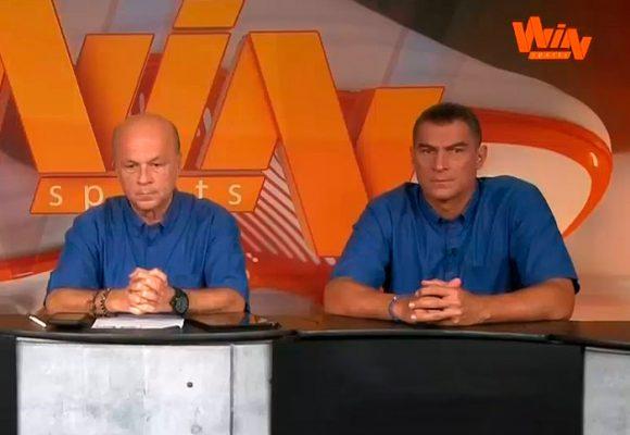 Pese a las críticas Win es el canal deportivo que más ven los colombianos