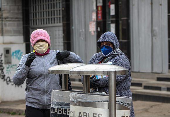 752 nuevos casos y 17 personas fallecidas más por coronavirus en Colombia