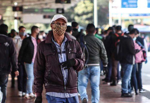 1.147 nuevos casos de contagio y 49 fallecidos más por coronavirus en Colombia