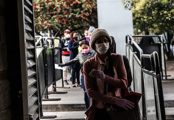 Un cuadrito para pensarnos la pandemia en Polombia y Latinoamérica