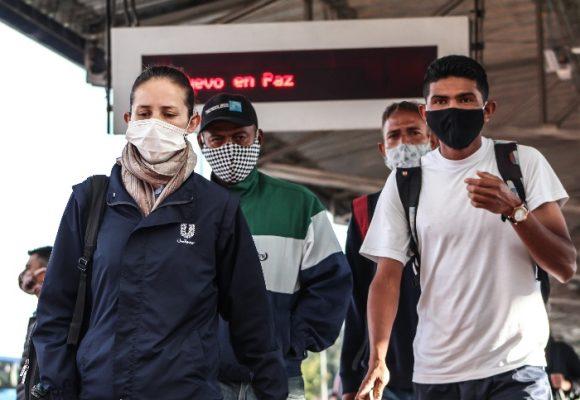 1.322 nuevos casos de contagio y 31 muertos más por coronavirus en Colombia