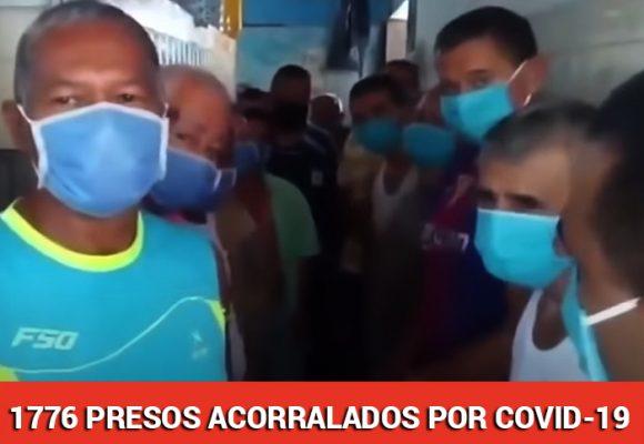 La cárcel de Villavicencio, un infierno de terror y enfermedad