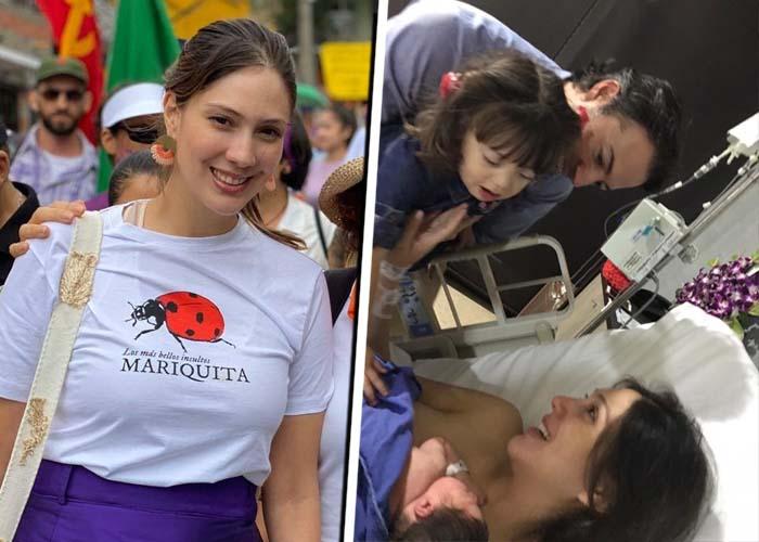 El temple de Diana, la esposa del alcalde de Medellín