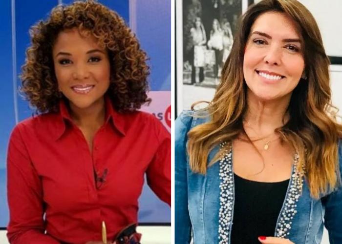 Mónica Rodríguez el reemplazo de Mabel Lara en Noticias Uno