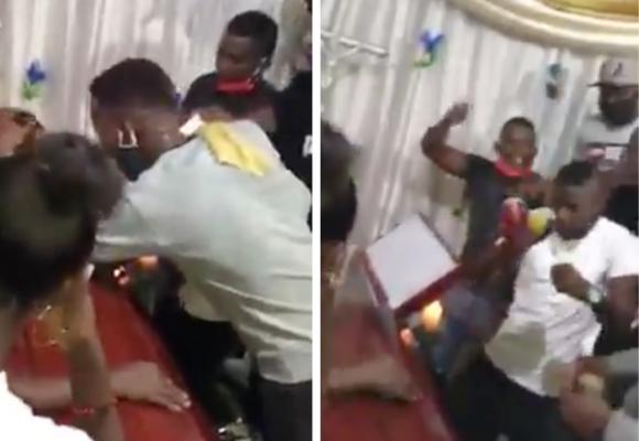 Se robaron cuerpo de un joven muerto para hacer de su funeral una rumba