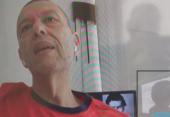 Fantasma de Pablo Escobar quedó captado en video