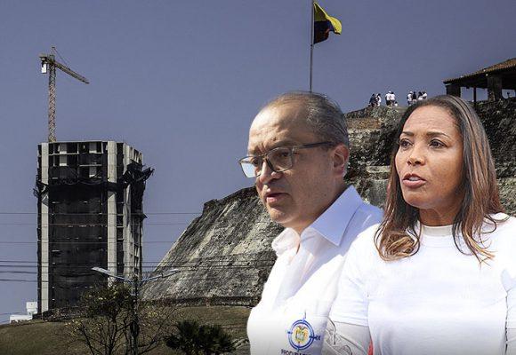Sociedad Colombiana de Ingenieros le da la estocada final al edificio Aquarela en Cartagena