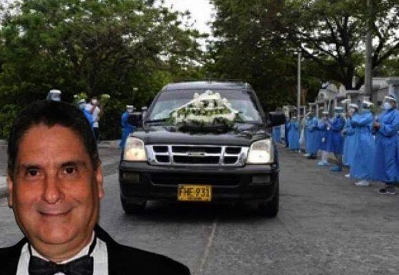 La Clínica Cehoca de Santa Marta: 25 médicos contagiados y el doctor Gamarra fallecido