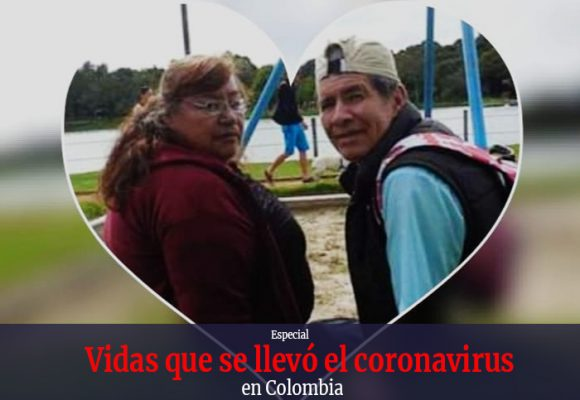 Vidas que se llevó el coronavirus: Eusebio y Leonor