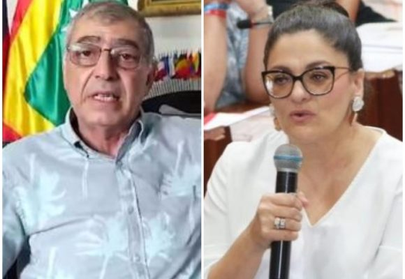 Mónica Fadul, el contacto del alcalde de Cartagena con el sector privado, le dijo adiós