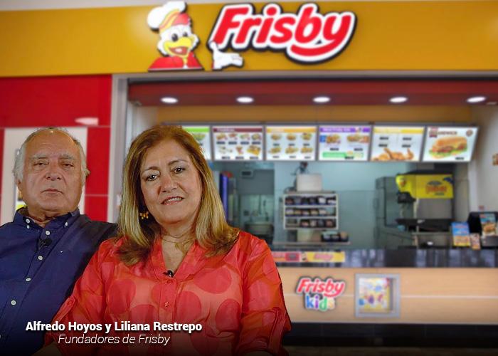 Pollos FRISBY, el rey del domicilio