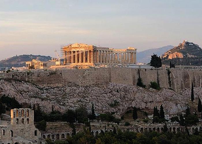 Grecia reabre las puertas de sus sitios arqueológicos