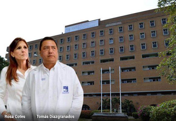 Tomás Diazgrandados, el gerente que hundió el Hospital del Magdalena