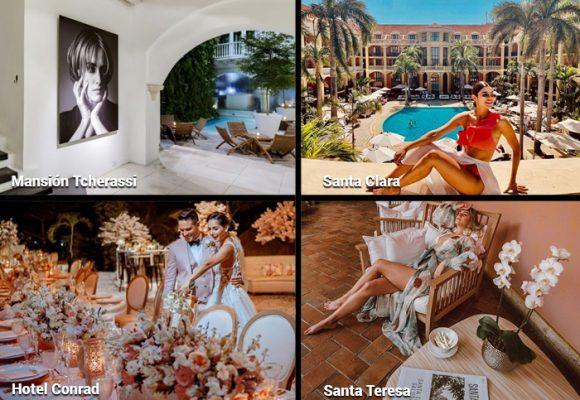 Ganga en hoteles 5 estrellas en Cartagena por Covid-19