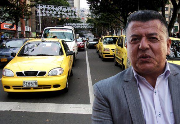 La amenaza de los taxistas en Colombia por regreso de Uber