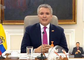 Presidente Duque amplía cuarentena hasta el 25 de mayo, pero flexibiliza restricciones