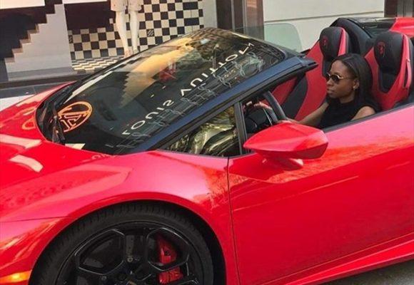 Tan rápida como su Lamborghini: así fue la liberación de Jenny Ambuila y su familia