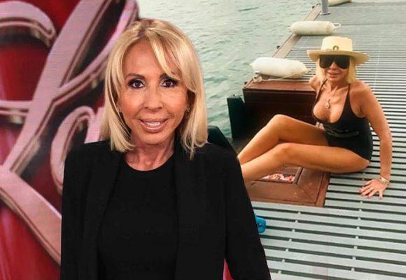 Laura Bozzo sorprende a sus 64 años con diminuto bikini