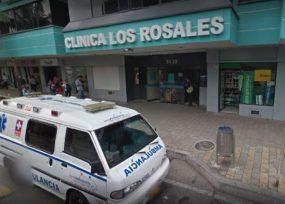 Después de 105 contagiados, la Clínica Rosales en Pereira vuelve a funcionar