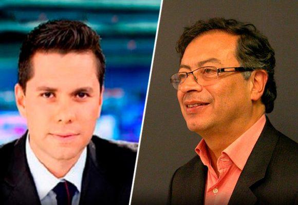 Hasta Luis Carlos Vélez defiende a Petro
