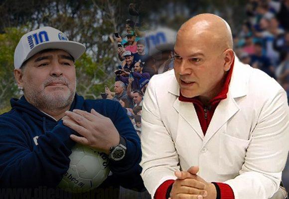 El prestigioso médico colombiano de Diego Maradona, lideraba una red de narcotráfico