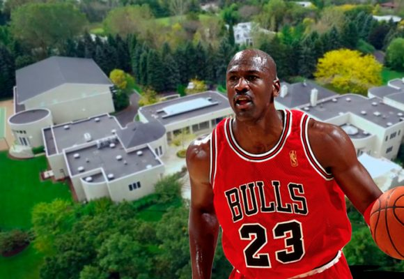 La mansión maldita de Michael Jordan. VIDEO