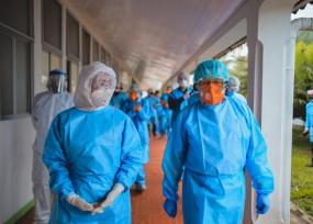 El Ministro de Salud asume personalmente la emergencia en Leticia