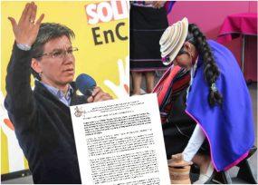 Indígenas Misak, en alerta por brote de coronavirus