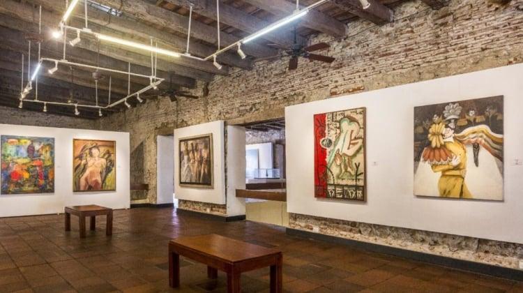 """""""Golpe de Estado"""" en el Museo de Arte Moderno de Cartagena"""